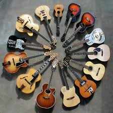 guitars in the round