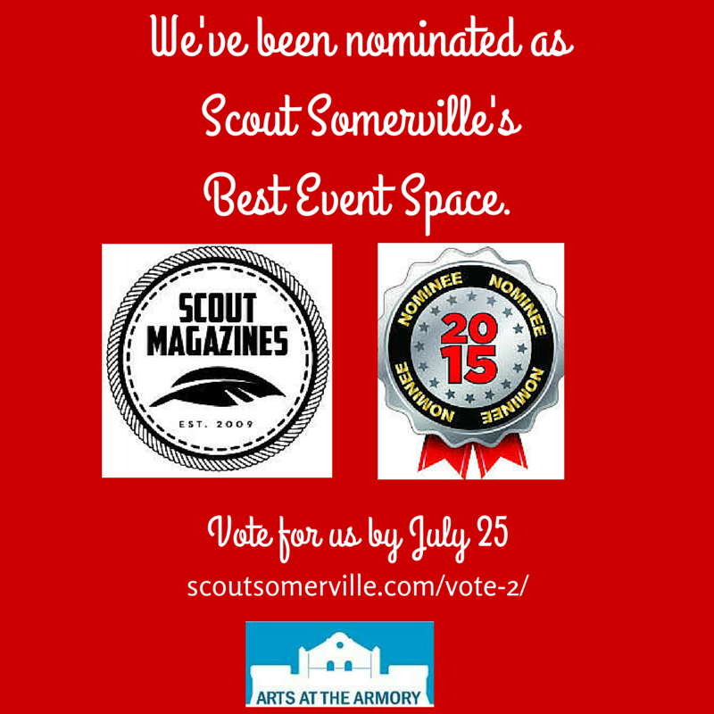 We've been nominated as Scout