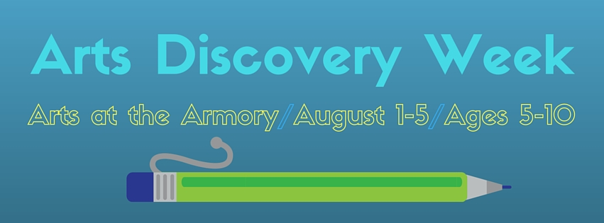 Arts Discovery Week