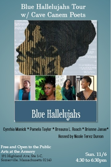 Blue Hallelujahs Flyer