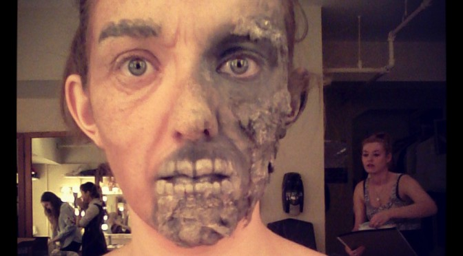 Learn Some Cool Halloween Makeup Tips This Sunday