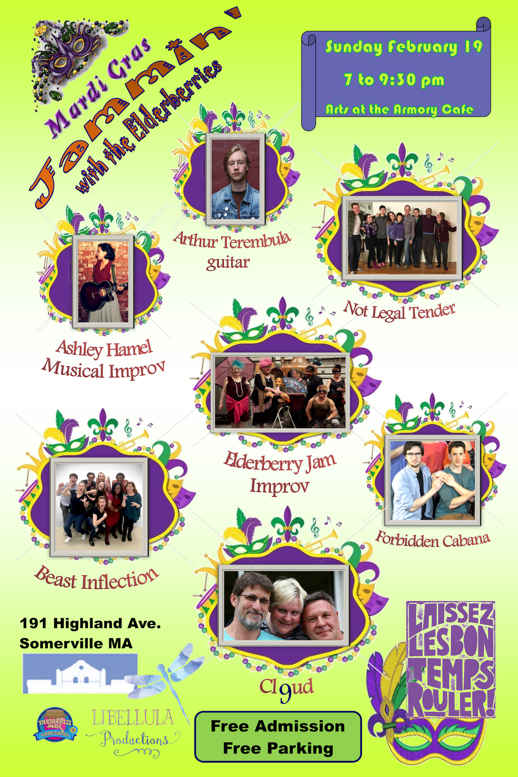 Jammin' Mardi Gras Poster FINAL   Friday