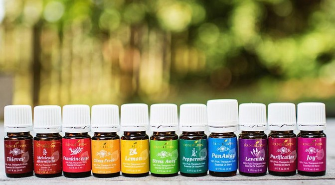 Life Makeover With Essential Oils