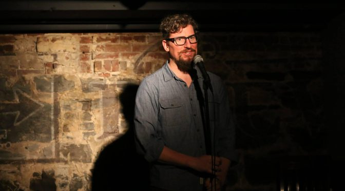 CANCELED: Sit-Down Comedy Classes